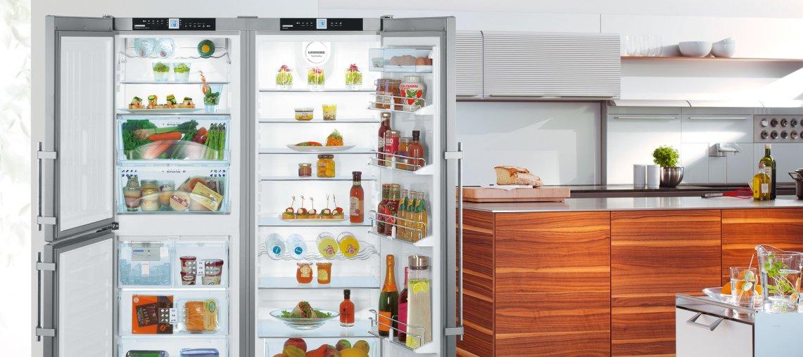 image réfrigérateur liebherr